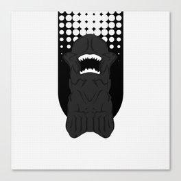 Xenomorph Chestburster (PredAlien) Canvas Print