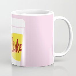 Can't stop, won't stop drinking the coffee! Coffee Mug