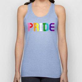 Pride graphic LGBTQ+ Unisex Tank Top