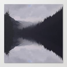 British Columbia Dreaming Canvas Print