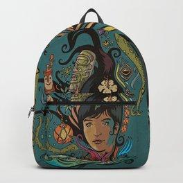 Wahine #4 Backpack