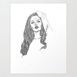 Charming Art Print