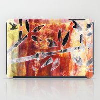 bamboo iPad Cases featuring bamboo by Kras Arts - Fly Me To The Moon
