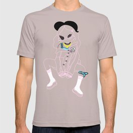 kawaii in the hood T-shirt