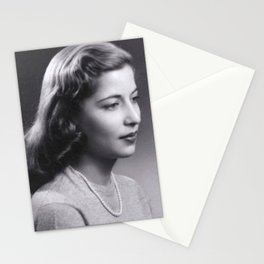 Justice Ruth Bader Ginsburg Early Portrait Stationery Cards