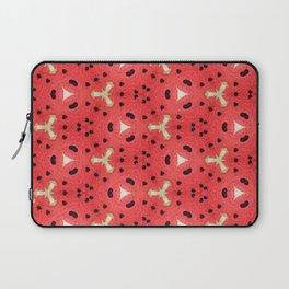Gabriella Watermelon Slime Design Laptop Sleeve