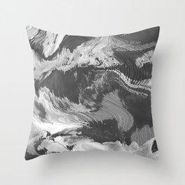 CROCODILE TEARS Throw Pillow
