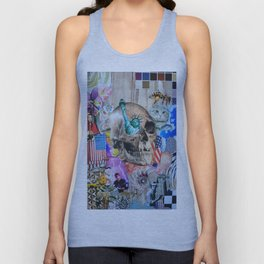 New York State of Mind Unisex Tank Top