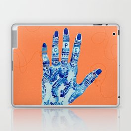 a string of hope please Laptop & iPad Skin