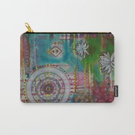 Mandala Abstract Carry-All Pouch