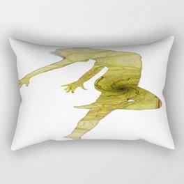 The dancer 01 Rectangular Pillow