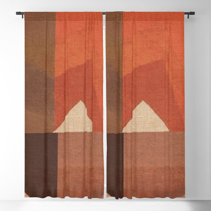 Paper Boat Blackout Curtain