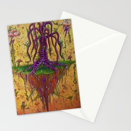The fling island Stationery Cards