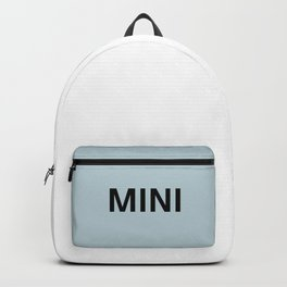 MINI 'Iceblue' Collection Backpack