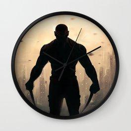 Drax Wall Clock
