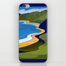 Beach Coast iPhone & iPod Skin