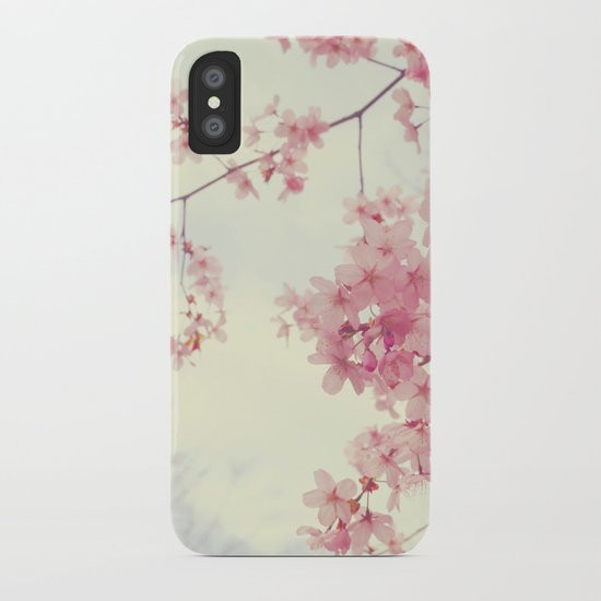 Dreams In Pink iPhone Case
