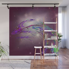 Dragon Fly Wall Mural