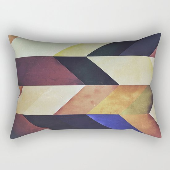 lyy & myryo Rectangular Pillow