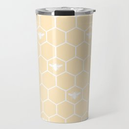 Honey Bee Mine Travel Mug