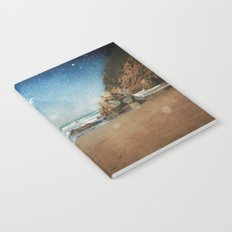 Oregon Moondust Notebook