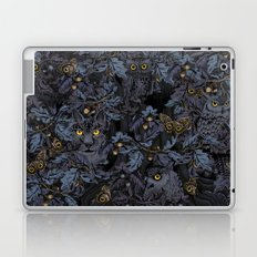 Fit In (moonlit blue) Laptop & iPad Skin