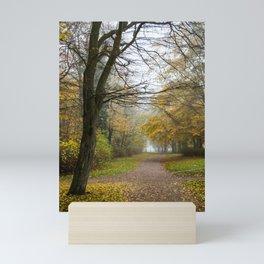 Naked tree Mini Art Print