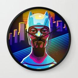 Snoop bat begins 1 Wall Clock