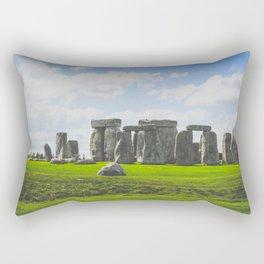 Stonehenge Rectangular Pillow