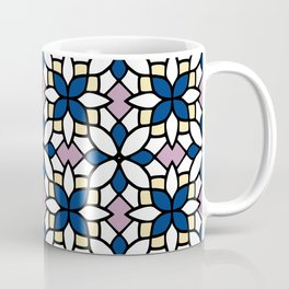 Moroccan Blue Coffee Mug