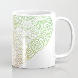 Elephant freqency Coffee Mug