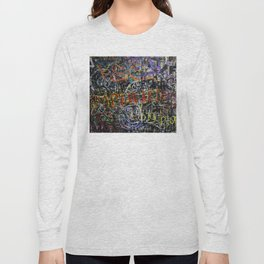 Word On The Street Long Sleeve T-shirt