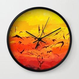 emergence Wall Clock