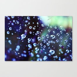 Stars in Space Canvas Print