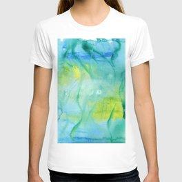 Mermaid´s Grotto Watercolor T-shirt