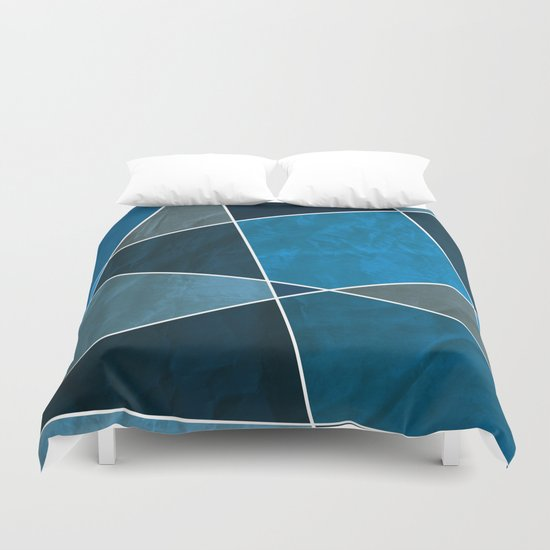 Abstract #332 Duvet Cover