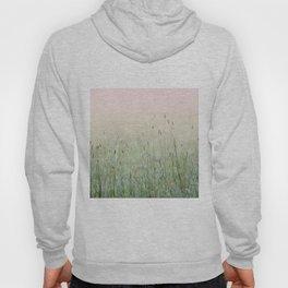 Idyllic Grass Field in the Morning Sun Hoody