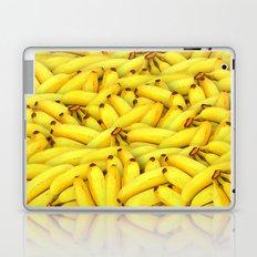 Yellow Bananas pattern Laptop & iPad Skin