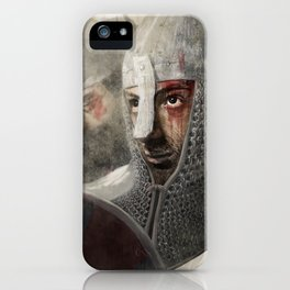 The Crusader iPhone Case