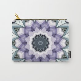 Pointed Abstract Carry-All Pouch