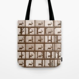 The Stag Tote Bag