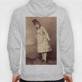 1890's Dancehall Gal Performer Hoody