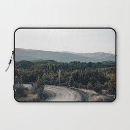road to Cerro chapelco Laptop Sleeve