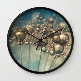 Dandy Disarray Wall Clock