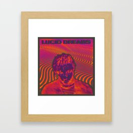 Juice Wrld -  Lucid Dreams Framed Art Print