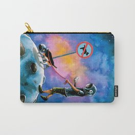 moonwalking Carry-All Pouch