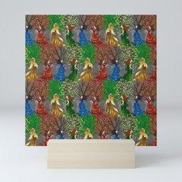 Saisons: Fairies of the Four Seasons Mini Art Print