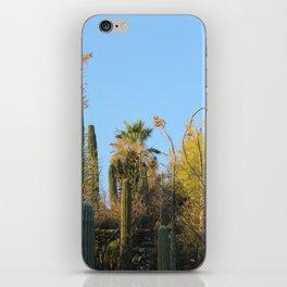Cactus 1 iPhone Skin