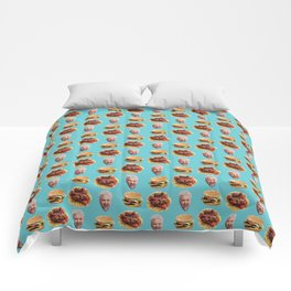Flavortown, USA (Guy Fieri) Comforters