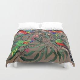 Birds of Paradise. Duvet Cover